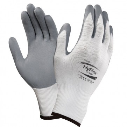 Ansell HyFlex 11-800 Handschuhe Arbeitshandschuh Montageschuh Nylon Gr. S - XL - 12 Paar (2,08 Euro/Paar)