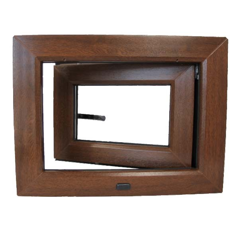 BxH: 80x60 cm DIN Rechts Fenster Kellerfenster Kunststofffenster Breite: 80 cm Premium 2 fach Verglasung Alle Gr/ö/ßen Dreh Kipp Wei/ß