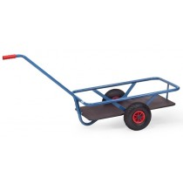 Fetra Handwagen mit Boden 4091 Ladefläche 700 x 400 mm, 4091