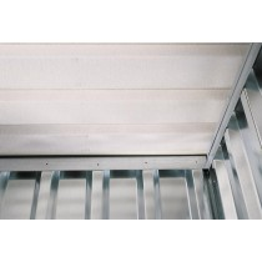 Vliesbeschichtung, für Material-Lagercontainer BxT 2000x2000 mm