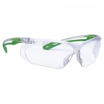 Infield Safety Schutzbrille Condor, PC AS UV farblos, transparent grün
