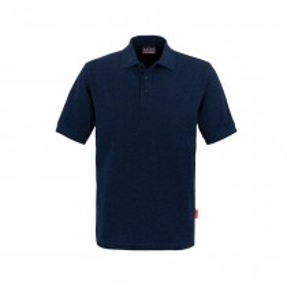 HAKRO Herren Polo-Shirt,tinte, Gr. M