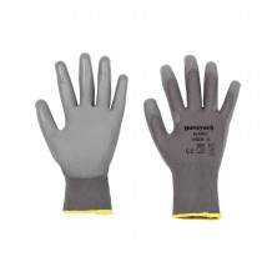 Honeywell Schutzhandschuhe PERFECT POLY PU 1st, Farbe grau, Gr. 8