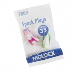 Moldex Gehörschutzstöpsel Spark Plugs, 1 Paar, 7800
