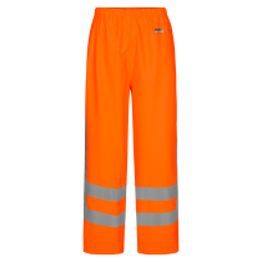 Lyngsoe Rainwear - Warnschutz-Bundhose LR52 orange M