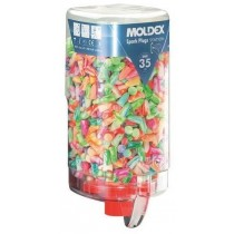 Moldex Gehörschutzstöpsel Spark Plugs Station groß/Box