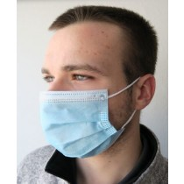 "JeCo - OP-Maske ""Nettetal"" 3-lagig"