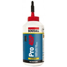 Soudal Leim PRO 45 P - weiß - 750 ml