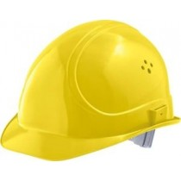 Voss - Arbeitsschutzhelm INAP Master 6-Punkt schwefelgelb