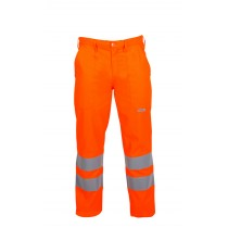 Watex - Warnschutz-Bundhosen orange